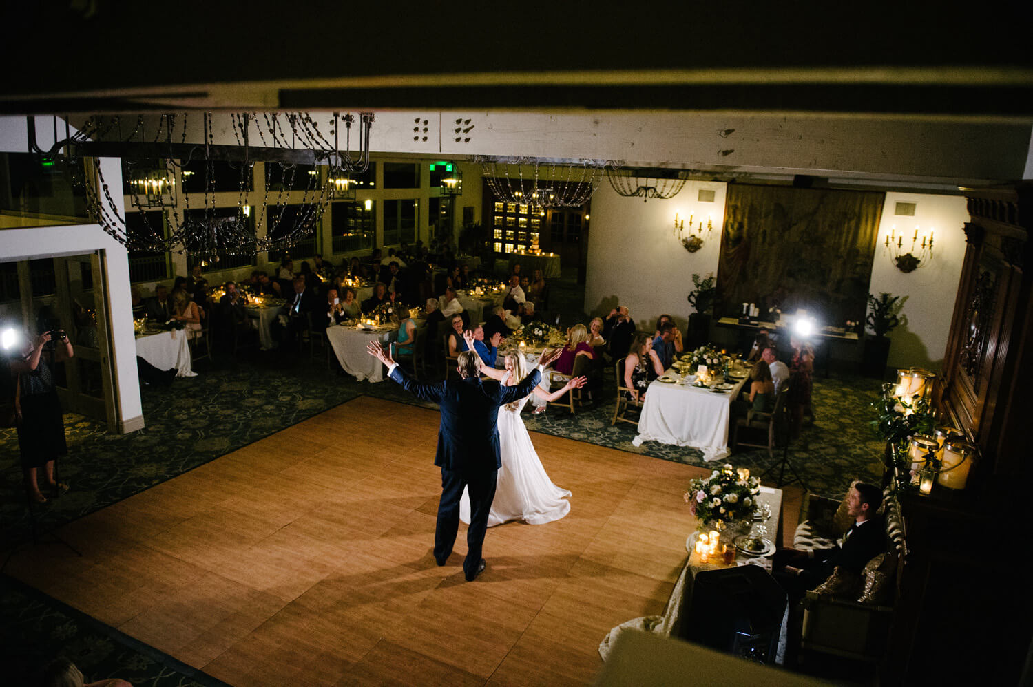 great father daughter dance vista valley country club wedding
