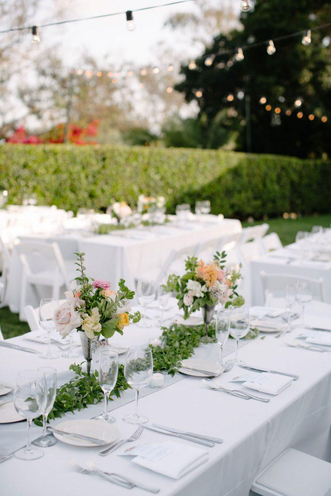 garden wedding inn at rancho santa fe