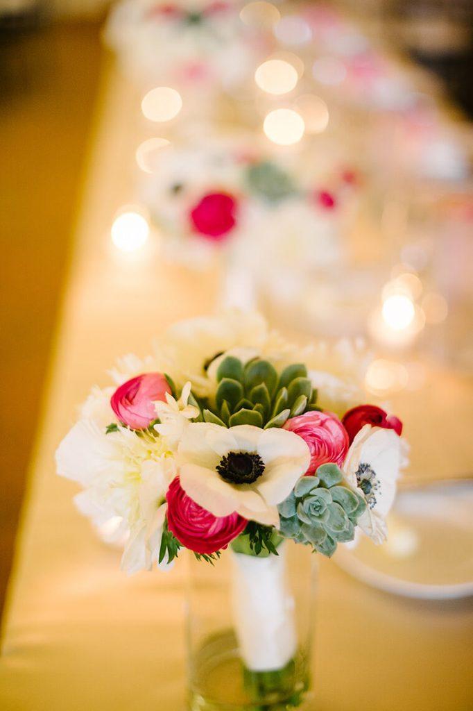 bridal bouquet la valencia hotel