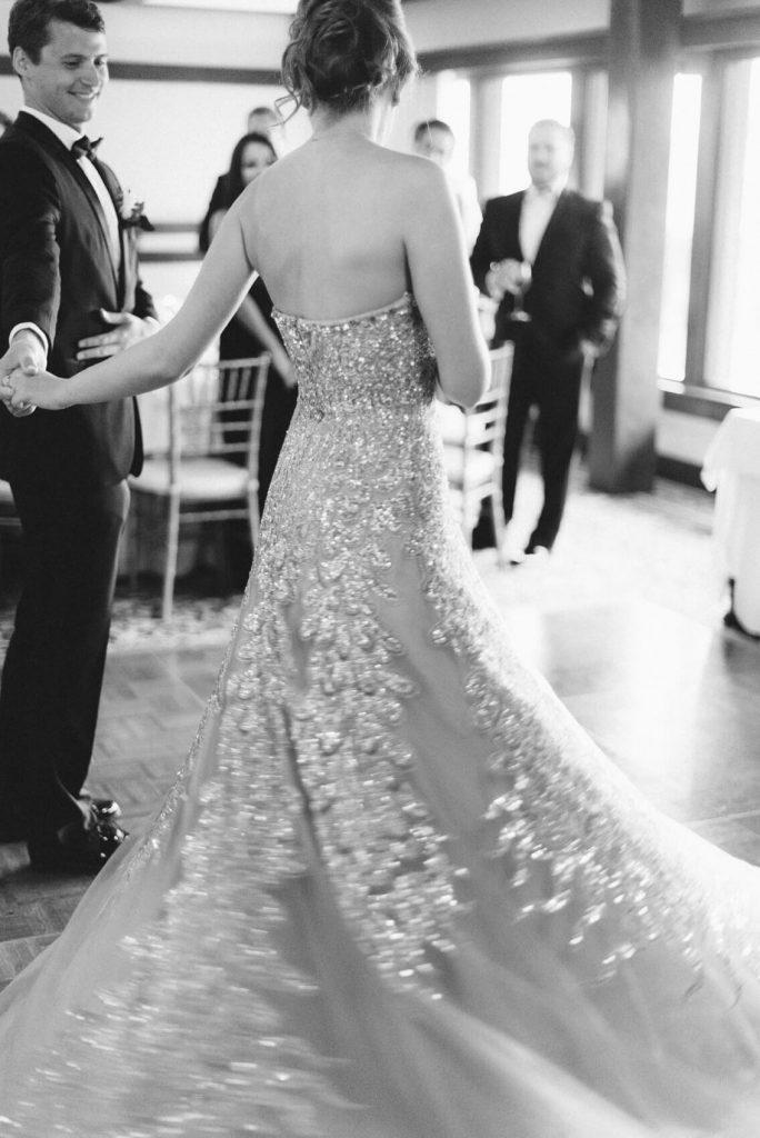 bride groom first dance lodge torrey pines