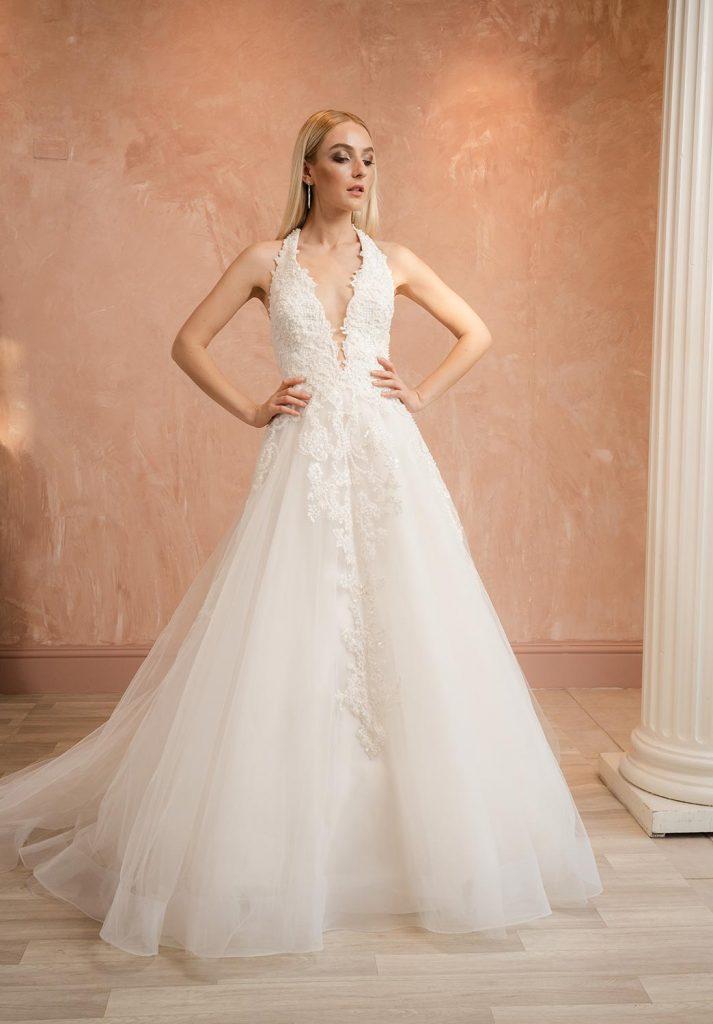 jana ann designer wedding gown