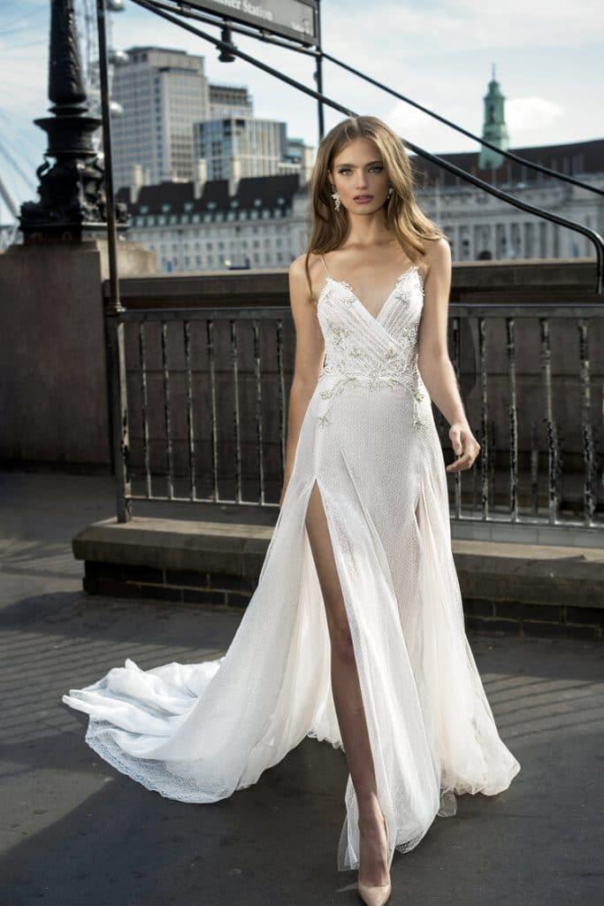 white flower bridal shop san diego featured gown