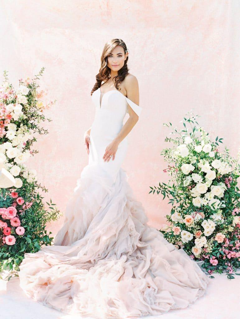 white flower bridal shop san diego